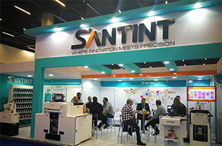 Three Autumn Exhibitions of Santint Came to a Successful End