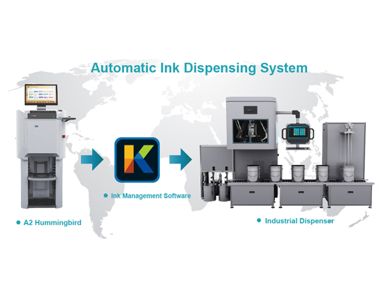Ink Dispensing System